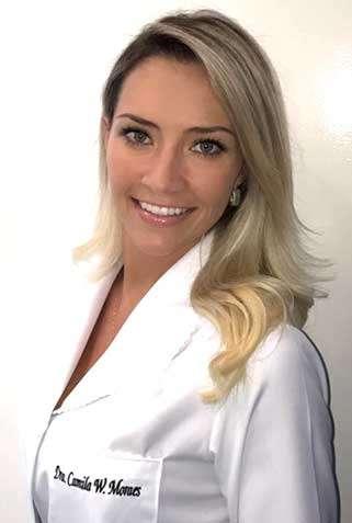 Dra. Camila Wichrowski de Moraes