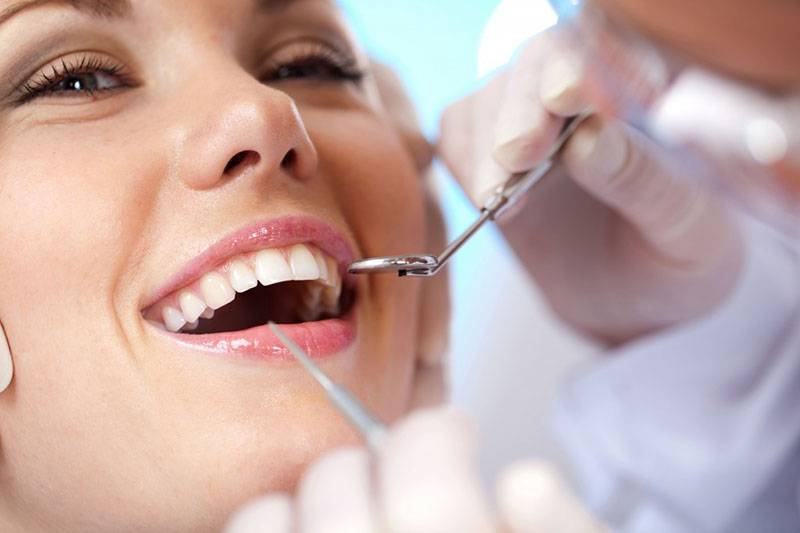 canal no dente