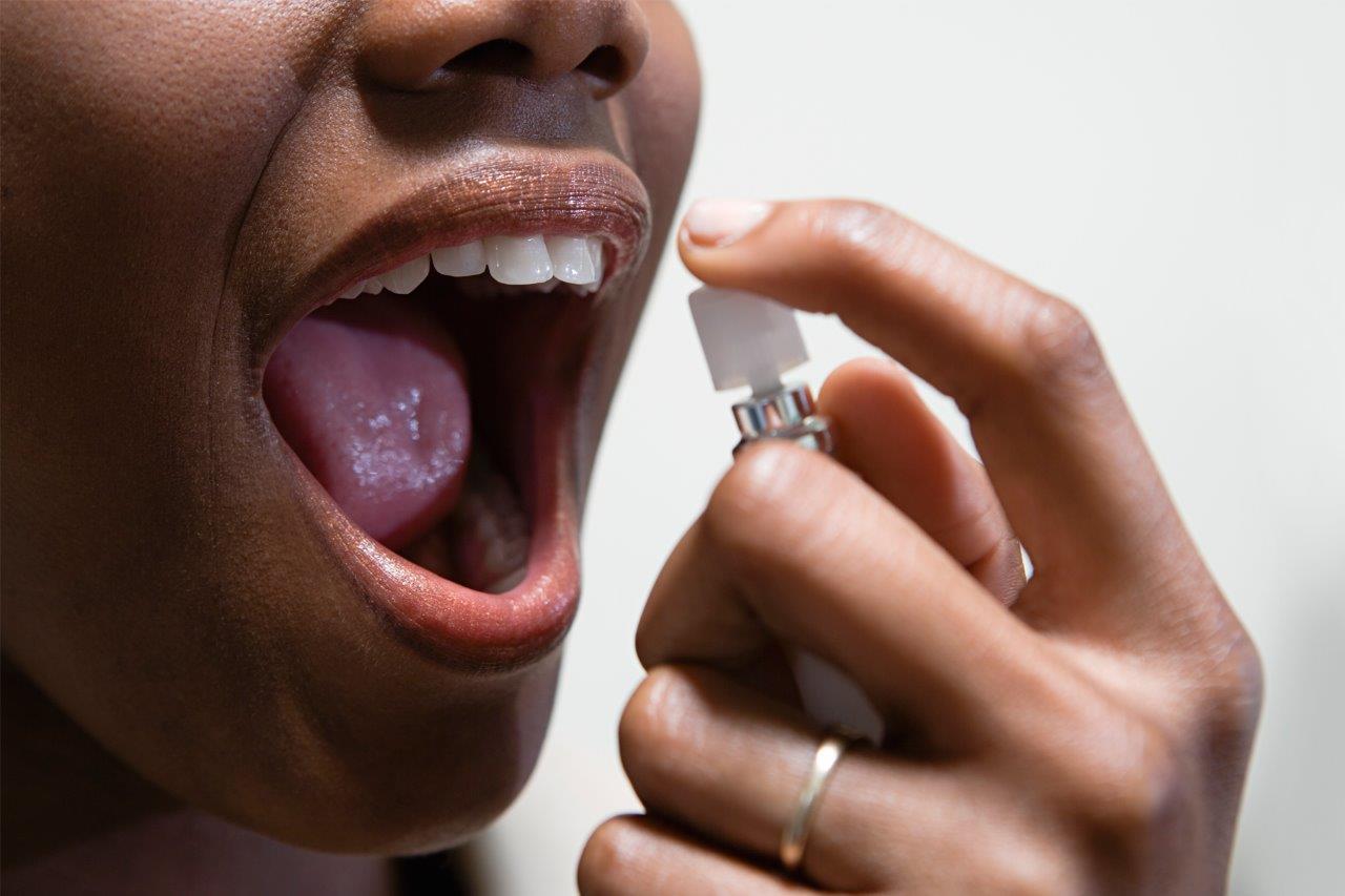 curar halitose