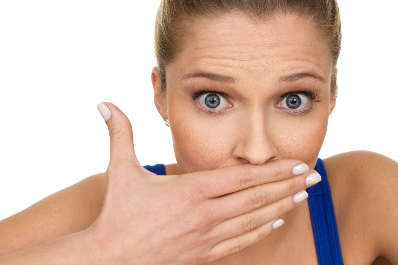 tratar mau hálito estomacal